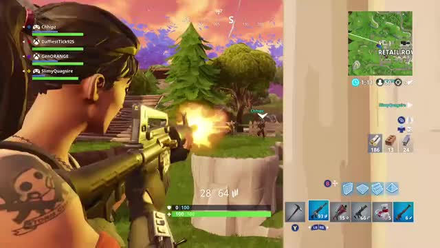 Watch this GIF by Gamer DVR (@xboxdvr) on Gfycat. Discover more DaffiestTick925, FortniteBattleRoyale, xbox, xbox dvr, xbox one GIFs on Gfycat