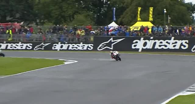 Watch Petrucci save at Silverstone GIF by @verrucktesvideo on Gfycat. Discover more Danilo Petrucci, MotoGP, Silverstone GIFs on Gfycat