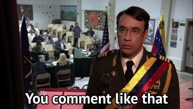 Watch and share Parks And Rec GIFs and Fred Armisen GIFs by Sidewinder on Gfycat