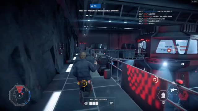 Watch Han Solo Flying Technique GIF on Gfycat. Discover more han solo, star wars battlefront 2 GIFs on Gfycat