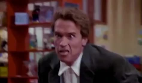 arnold, help, hysteria, hysteric, me, no, please, schwarzeneger, scream, shut, stop, up, yell, Arnold needs your help GIFs