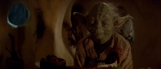 "Watch Star Wars: ""You will be..."" [Yoda & Luke] HD GIF on Gfycat. Discover more Afraid, Im, Original, Star, clip, creepy, dagobah, empire, hd, jedi, luke, not, skywalker, wars, will, you GIFs on Gfycat"
