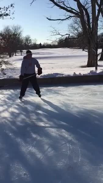 Watch and share I Got To See My Shot In Slow Motion For The First Time Today (reddit) GIFs on Gfycat