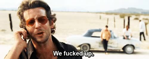 Watch and share Bradley Cooper GIFs and The Hangover GIFs on Gfycat