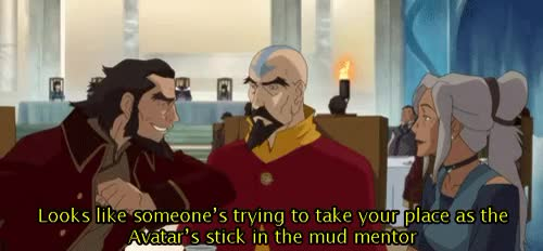 Watch and share Legend Of Korra GIFs and Kataang GIFs on Gfycat