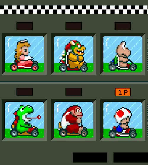 Watch and share Super Mario Kart GIFs and Donkey Kong GIFs on Gfycat