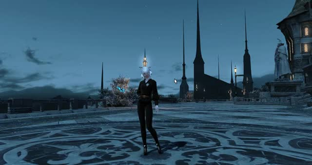 Watch and share FFXIV Astrologian Transformation GIFs by sableprice on Gfycat