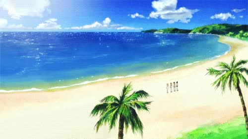 Watch and share Mangas-divers-page-gif-soleil-plage-big_1.gif GIFs on Gfycat