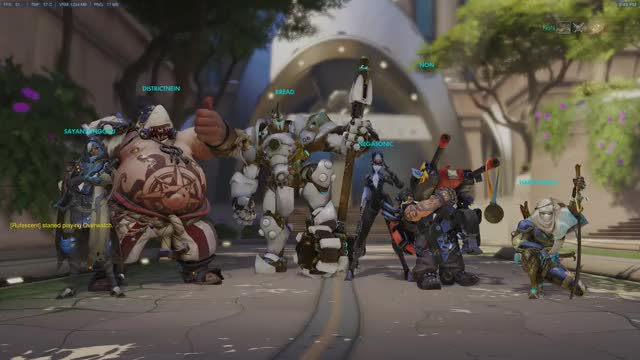 Watch and share Reinhardt GIFs by Bread! on Gfycat