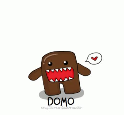 Watch and share Domo GIFs on Gfycat