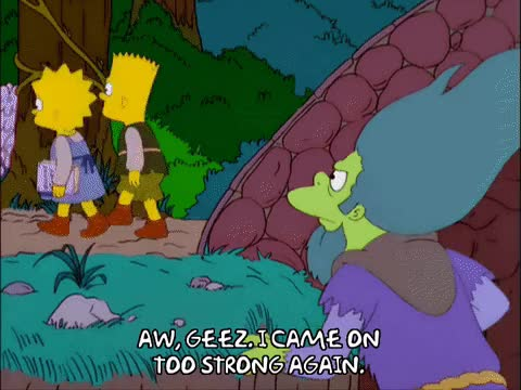 Watch troll GIF by Elaine Cheng (@elainecheng) on Gfycat. Discover more thesimpsons, troll GIFs on Gfycat