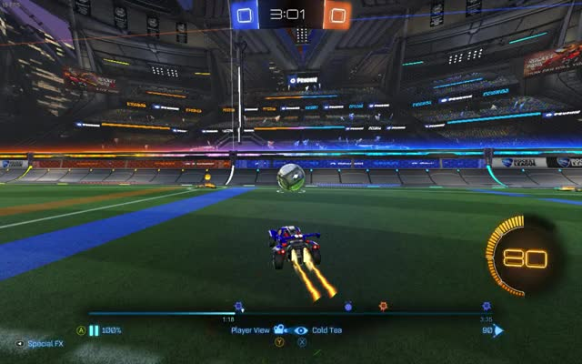 Watch and share Flip Reset In 1v1 GIFs by Cold Tea on Gfycat