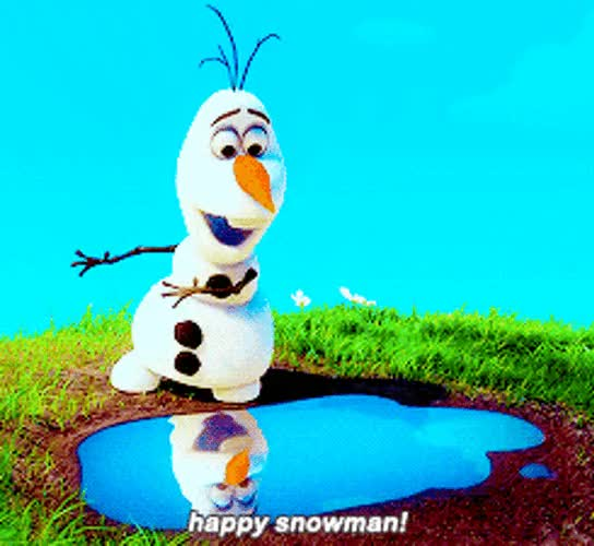 Watch and share Watch Olaf Sing 'In Summer' In 17 Different Languages GIFs on Gfycat