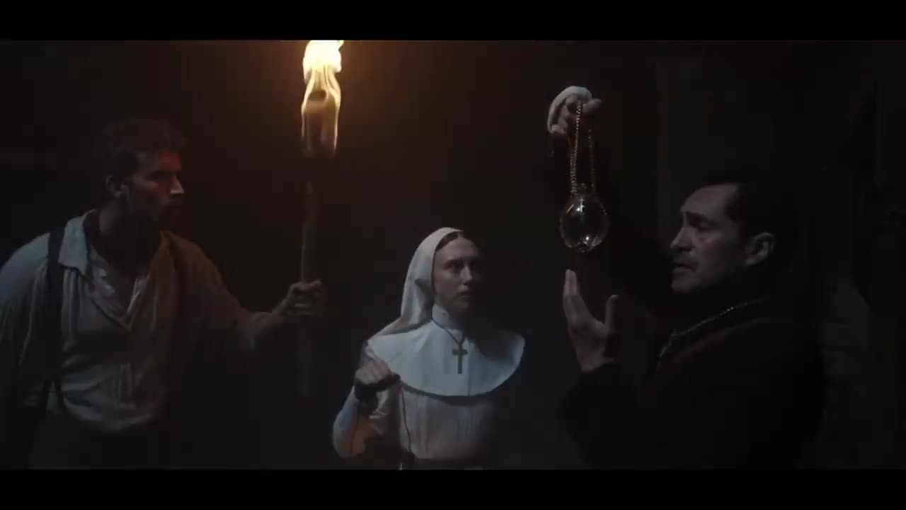 The Nun The Blood Of Christ The Holiest Shit