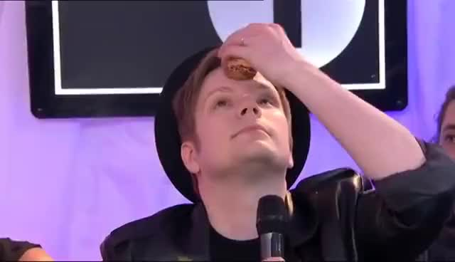 Watch this cookie GIF on Gfycat. Discover more cookie, cookies, patrick stump, snack, snacks GIFs on Gfycat