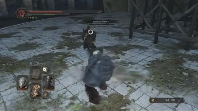 Dark Souls 2 - Top Ten Creative Builds! (19) (reddit) GIF