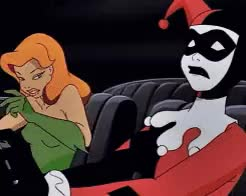 Watch and share Harley And Ivy GIFs and Renee Montoya GIFs on Gfycat