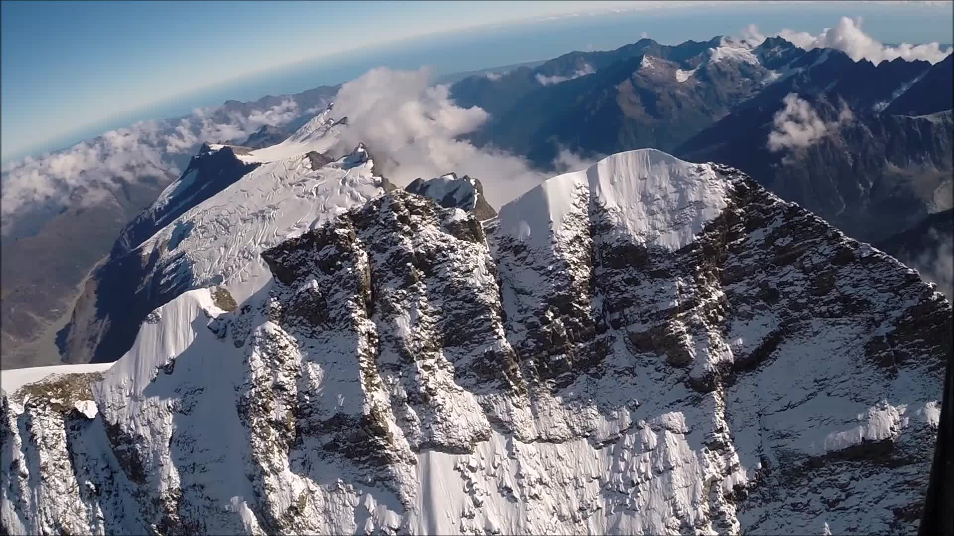 fpv, fpvracing, Surfing the mountains GIFs