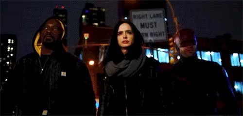 Watch and share Krysten Ritter GIFs and Jessica Jones GIFs on Gfycat