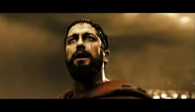 Watch and share Gerard Butler GIFs and 300 GIFs on Gfycat