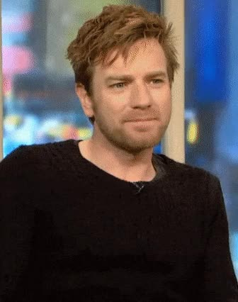 Watch and share Ewan Mcgregor GIFs and Celebs GIFs on Gfycat