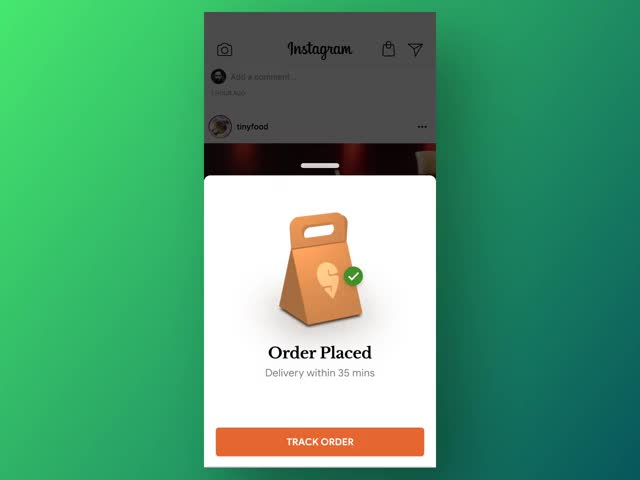 Watch and share Buy Food On Instagram - Checkout GIFs on Gfycat