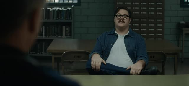 Watch and share The Only Reason For The Aftermath Of My Marriage In A Nutshell. [Mindhunter] GIFs by snuffyTHEbear on Gfycat