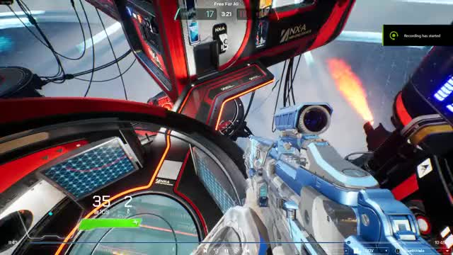 Watch and share Killstreak GIFs and Splitgate GIFs by bluelithalo on Gfycat