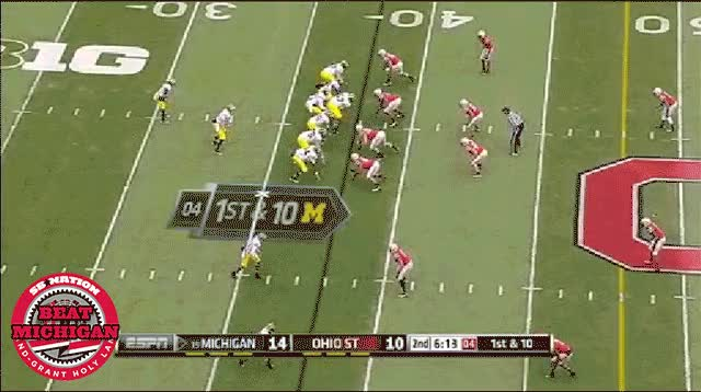 Watch and share Michigan Ohio State GIFs on Gfycat