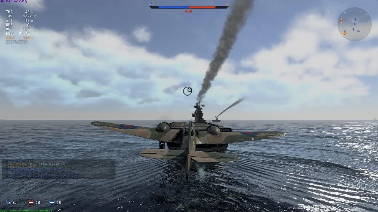 warthunder, A perfect landing. (reddit) GIFs