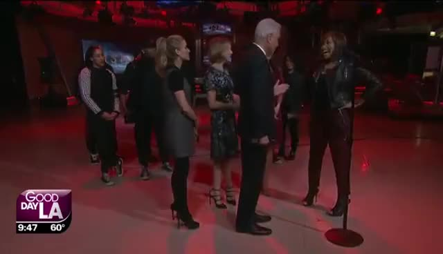 Watch and share Tisha Campbell Performs Live On Good Day LA GIFs on Gfycat