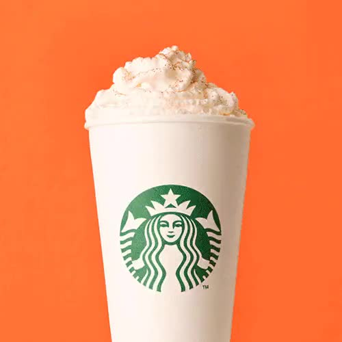Watch and share Pumpkin Spice Latte GIFs and Pumpkin Everything GIFs on Gfycat