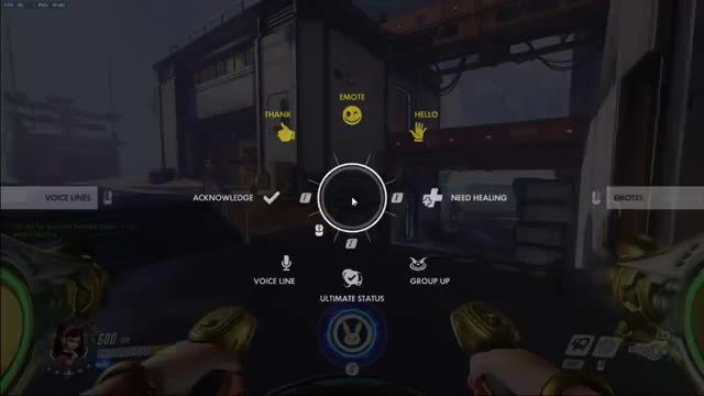 Watch Dva Invisible Pilot Bug GIF on Gfycat. Discover more gamingpc, overwatch GIFs on Gfycat