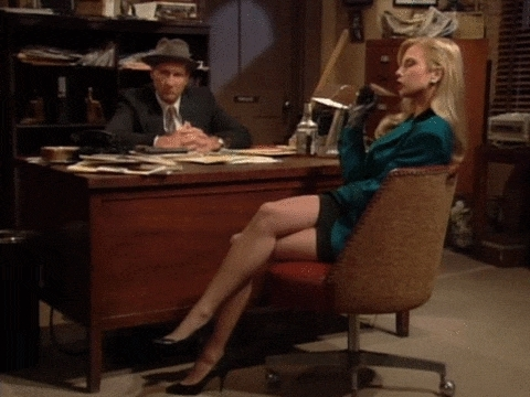 crossedlegs, Traci Lords GIFs