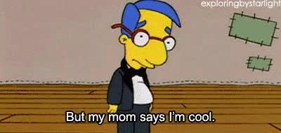 Watch and share Milhouse GIFs on Gfycat