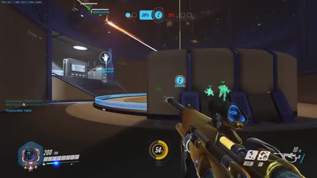 Watch and share Hitboxgore GIFs and Overwatch GIFs on Gfycat