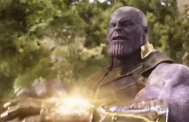 Watch and share Thanos GIFs on Gfycat
