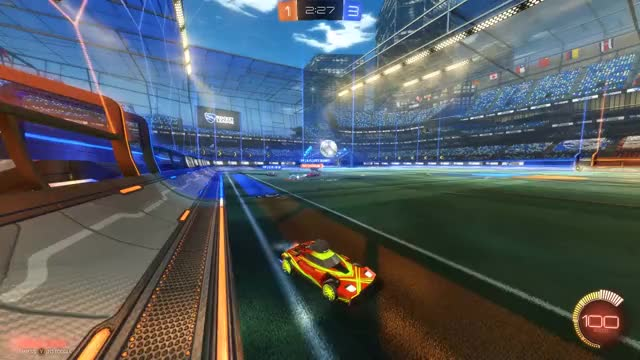 Watch and share Rocket League GIFs by Sorry In Advance on Gfycat