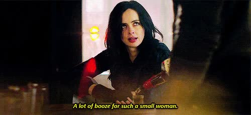 Watch and share Jessica Jones GIFs on Gfycat