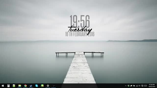 Watch and share Rainmeter GIFs and Desktops GIFs on Gfycat