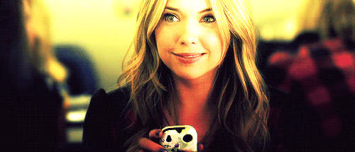 ashley benson, ashley benson, hanna marin, pretty little liars GIFs