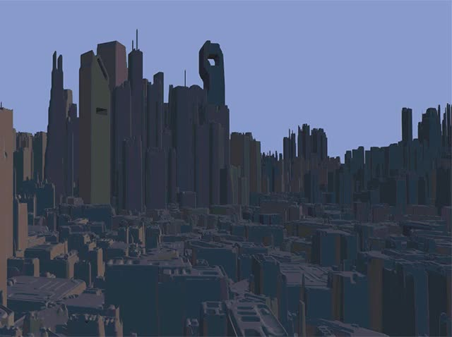 Watch and share City Skyline Step By Step GIFs by godofchaosvn on Gfycat