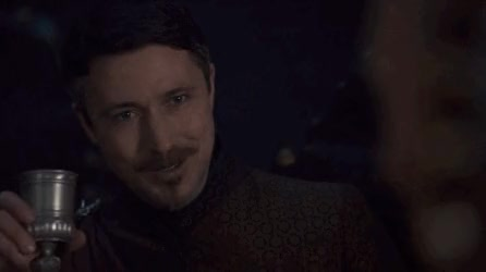 Watch this cheers GIF on Gfycat. Discover more aidan gillen GIFs on Gfycat