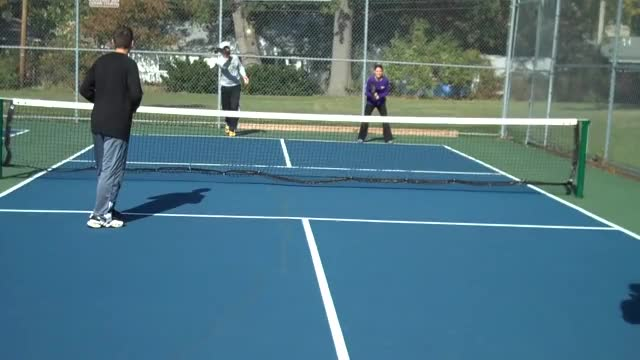 Watch and share Double Bounce Rule GIFs and Pickleball GIFs on Gfycat