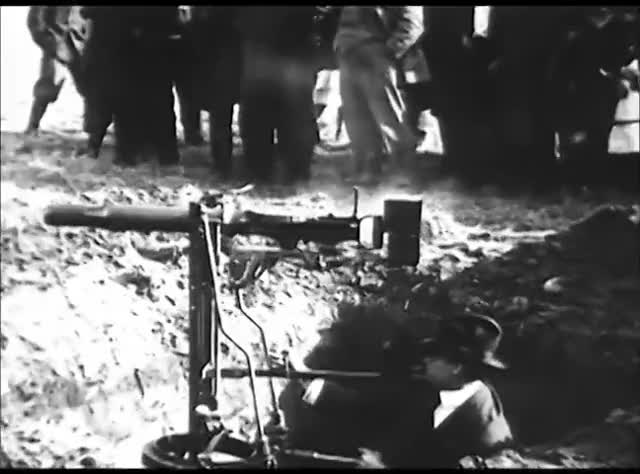 Watch New Weapon Demonstrated (1916) GIF on Gfycat. Discover more related GIFs on Gfycat