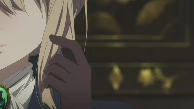 Watch and share Violet Evergarden GIFs by Yumiko on Gfycat