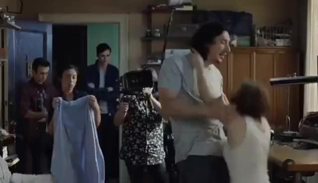 Watch and share HBO Girls 6x05 Jessa, Adam & Hannah Scenes | (guest Star: Daisy Eagan) GIFs on Gfycat
