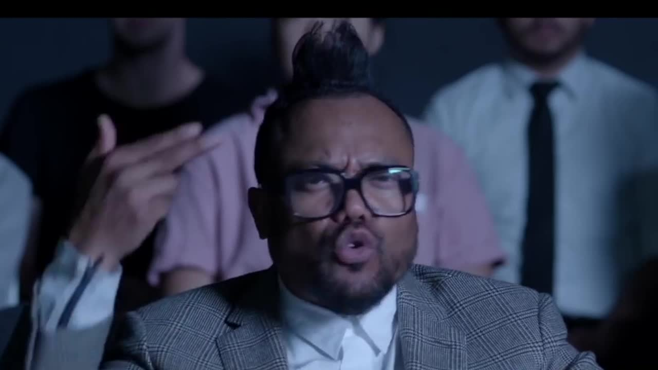 Funny or Die, apl.de.ap, election 2016, finger guns, grab, liane v, pussy, trump, will.i.am, Finger Gun to the Head - apl.de.ap GIFs