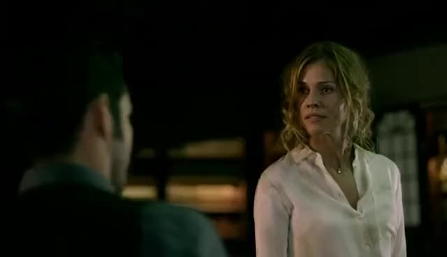 Watch Lucifer Episode 2x02; Lucifer & Mom. GIF on Gfycat. Discover more celebs, tom ellis GIFs on Gfycat