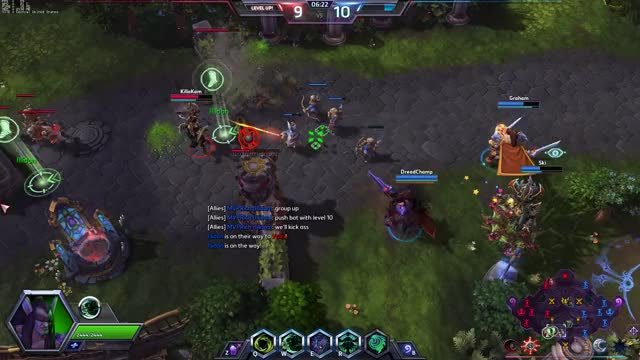 Watch and share Heroes Of The Storm GIFs and Sweeping Strike GIFs by Felewin on Gfycat